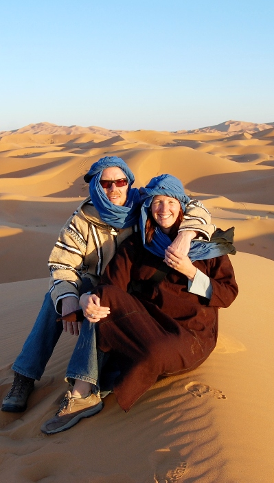 On-a-sand-dune-at-Erg-Chebbi